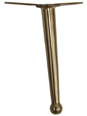 Guernsey Solid Brass Furniture Legs