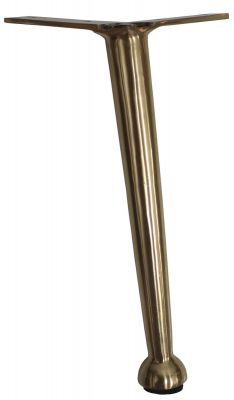 Jersey Solid Brass Furniture Legs
